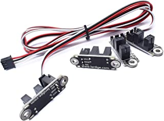XIANYUNDIAN 3D Printer Accessories Optical Tachometer Limit Light Control Switch Photoelectric Sensor Switch Module with 1...