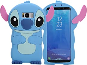 Galaxy Note 8 Case, Phenix-Color 3D Cute Cartoon Soft Silicone Hello Kitty Gel Back Cover Case for Samsung Galaxy Note 8 (2017) (#07)