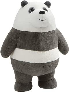 (Panda) - GUND Cartoon Network We Bare Bears Standing Panda Plush, 28cm , Grey