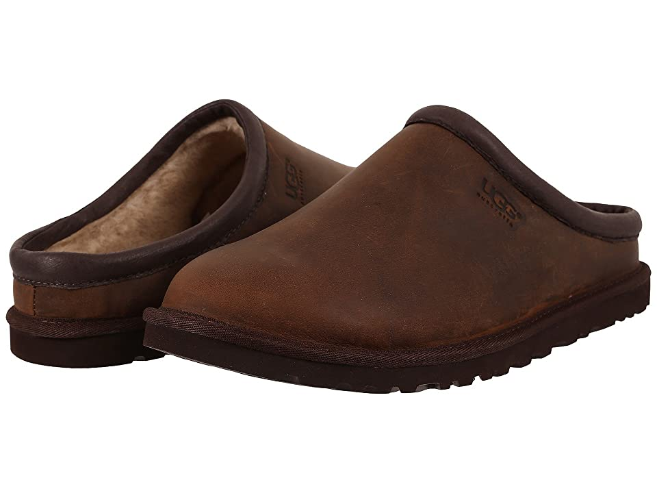 UGG Classic Clog (Stout Leather) Men