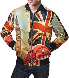 Men's Lightweight Jacket Coat Outwear