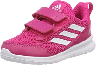 adidas Australia Baby Girls Altarun CF Trainers, Real Magenta/Footwear White/Real Magenta, 8.5 US