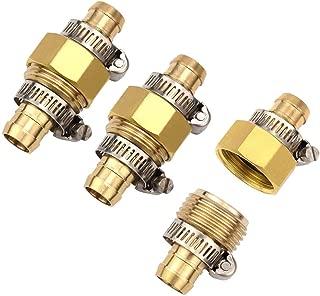 3Sets Brass 5/8