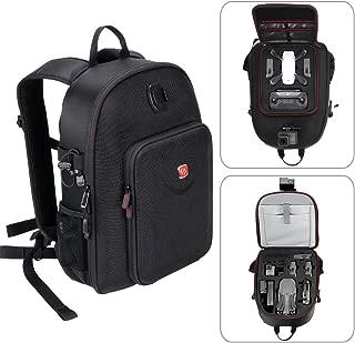 Smatree Travel Backpack for DJI Mavic Pro Fly More Combo/Mavic Platinum/DJI Spark Fly More Combo/GoPro Hero 7/6/5(Not Fit for Mavic 2 pro/Zoom)