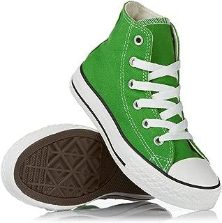 kids green converse