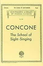 School of Sight-Singing: Schirmer Library of Classics Volume 245 Voice Technique