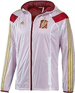 Adidas Mens 2014/2015 Spain Woven Anthem Jacket