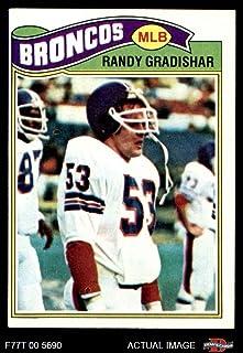 655e68e8 1977 Topps # 179 Randy Gradishar Denver Broncos (Football Card) Dean's  Cards 4 -