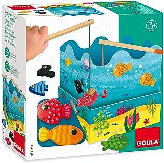 Goula - Juego de la pesca - Juego de mesa preescolar a partir de 3 años