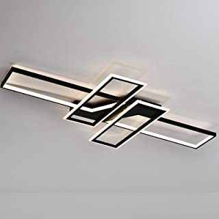 Modern LED Rectangular Ceiling Lights 3000-6000K with...