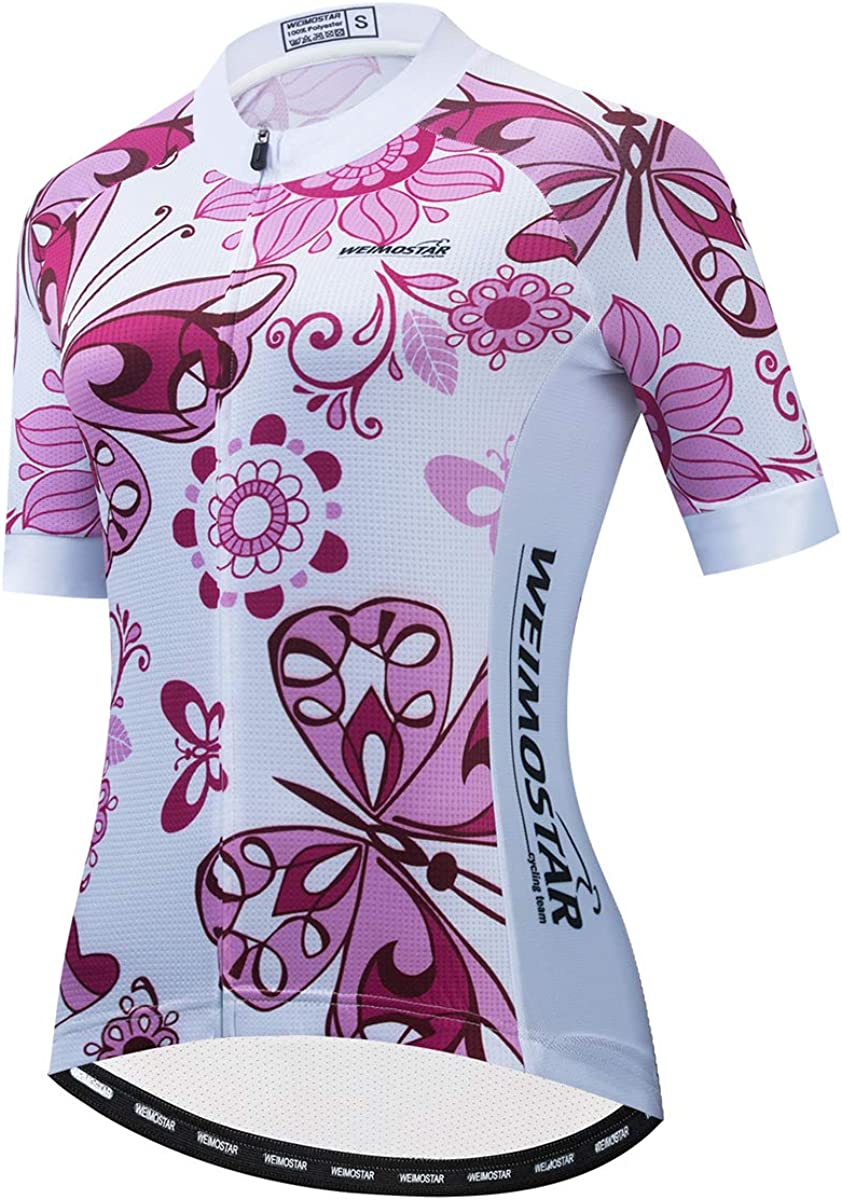 Hotlion Cycling SEAL limited product Jersey Women Short Sleeve M Top Clothing Gorgeous Bicycle