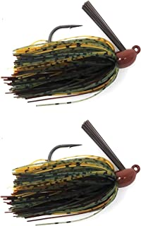 Reaction Tackle Tungsten Swim Jigs (2-Pack)