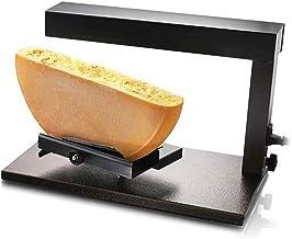 Zhengyun Machine à Fondre à Fromage à Raclette électrique Gril à Fromage Fondant Plus Chaud en Acier Inoxydable fondoir à ...
