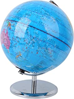 Small Globe, Soft and Not Dazzling Led Globe, with Led Light Educational for School Supplies Home(20 Constellations with L...