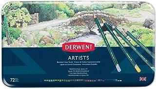 DERWENT(R) R32087 ARTISTS PENCILS, TIN 72