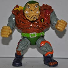Vintage General Traag (1989) Action Figure - Playmates - TMNT - Teenage Mutant Ninja Turtles Collectible Figure - Loose Out of Package & Print (OOP)