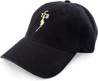 Presley TCB Baseball Cap Dad Hat Black
