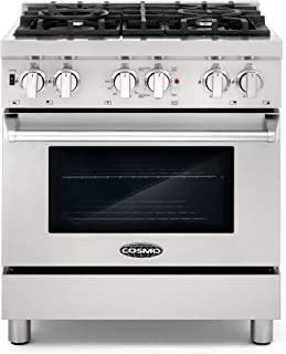 Best industrial gas range for home Reviews