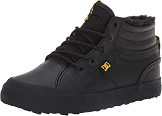 DC Shoes Boys Shoes Boy's 8-16 Evan Hi Wnt High-Top Winter Shoes Adbs300314