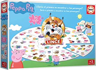 Puzzle Peppa Pig de Suelo Juguetes Pedrosa