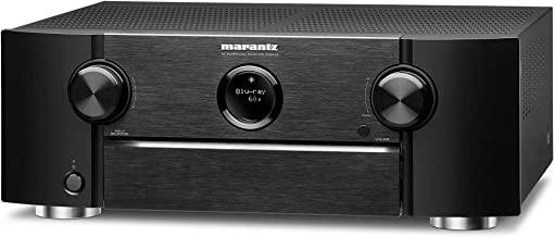 Marantz AV Receiver SR6013-9.2 Channel | IMAX Enhanced, Dolby Surround Sound -110W 2 Zone Power | Amazon Alexa Compatibility and Online Streaming | Discontinued by Manufacturer
