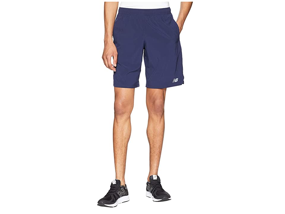 New Balance Tenacity Woven Shorts (Pigment) Men
