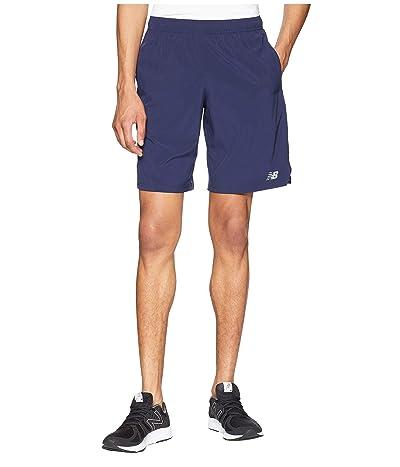 New Balance Tenacity Woven Shorts (Pigment) Men