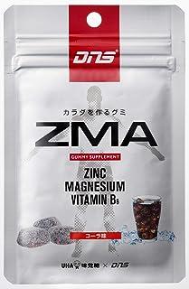 UHA味覚糖 DNS カラダを作るグミ ZMA パウチタイプ コーラ味 7粒(29g)×10個 10日分