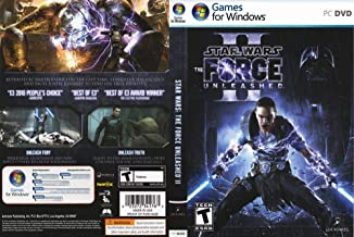 PC Starwars Force Unleashed 2