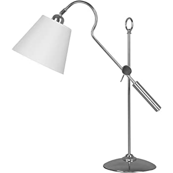 B22 60 Watt Crystal Base Table Lamp