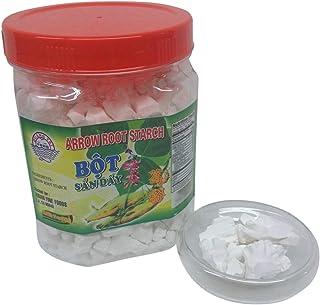Arrowroot Starch, Bot San Day. Gluten Free Thickener 14 ounce Jar.