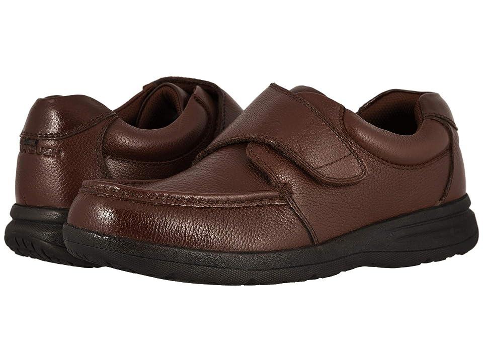 Nunn Bush Cam Velcro (Brown) Men