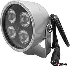 JC Infrared Illuminator 4 Led High Power LED IR Array Illuminator IR Lamp Wide Angle for Night Vision CCTV and IP Camera