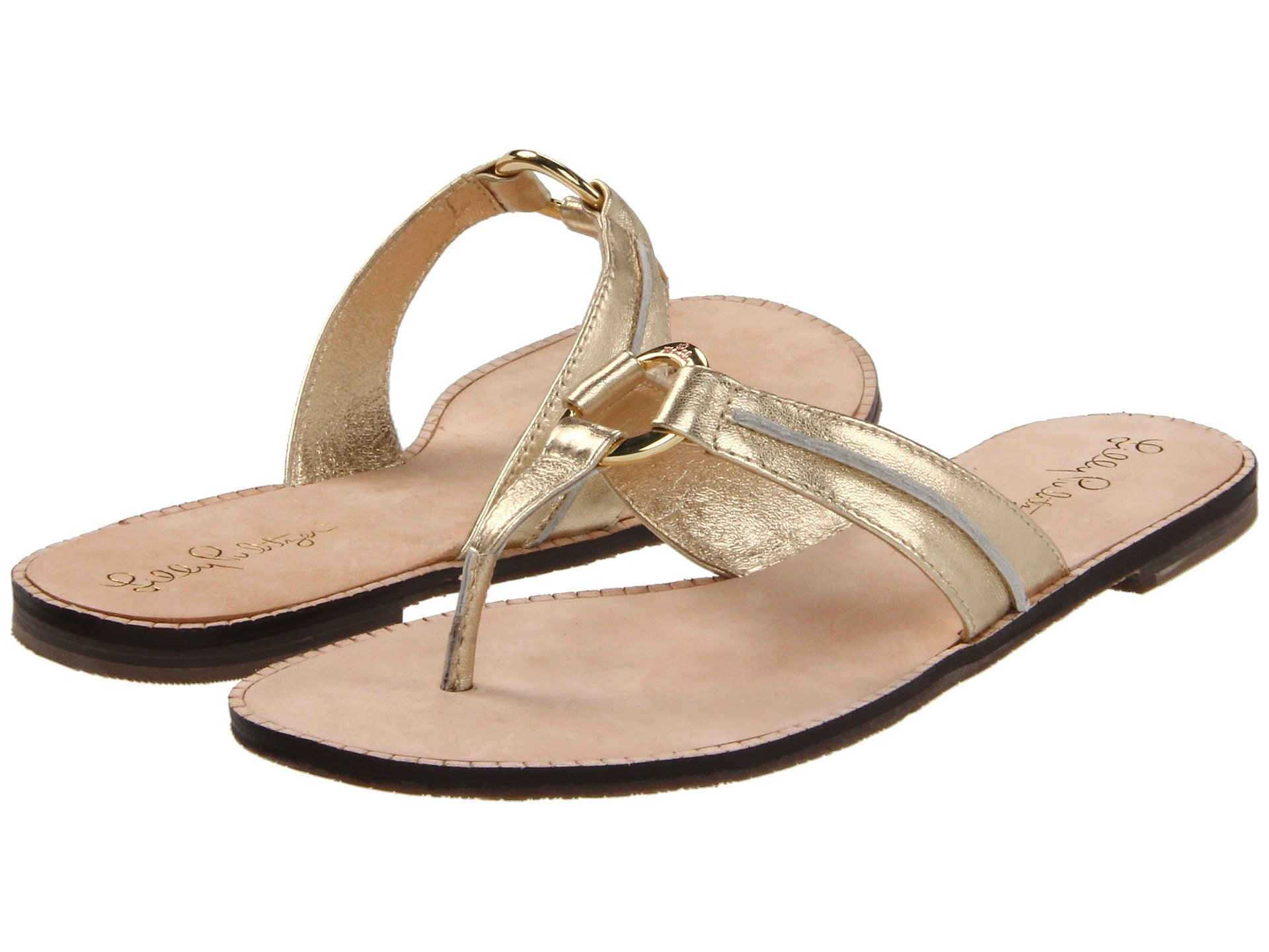 4367ba8587da Women s Lilly Pulitzer Sandals + FREE SHIPPING