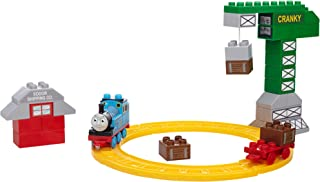 Mega Bloks Thomas & Friends Working Hard At Brendam Dock Playset