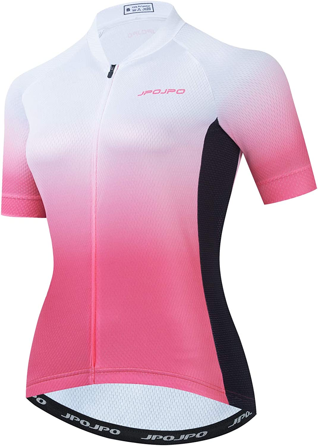 JPOJPO Women's Free shipping on posting reviews Cycling Jersey Short Clothing MTB Bike Sales of SALE items from new works Sleeve Ref