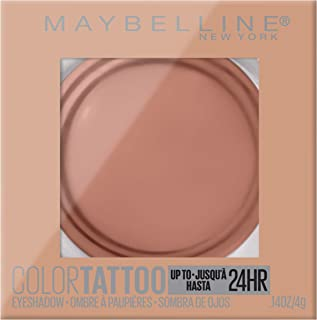 maybelline matte cream eyeshadow