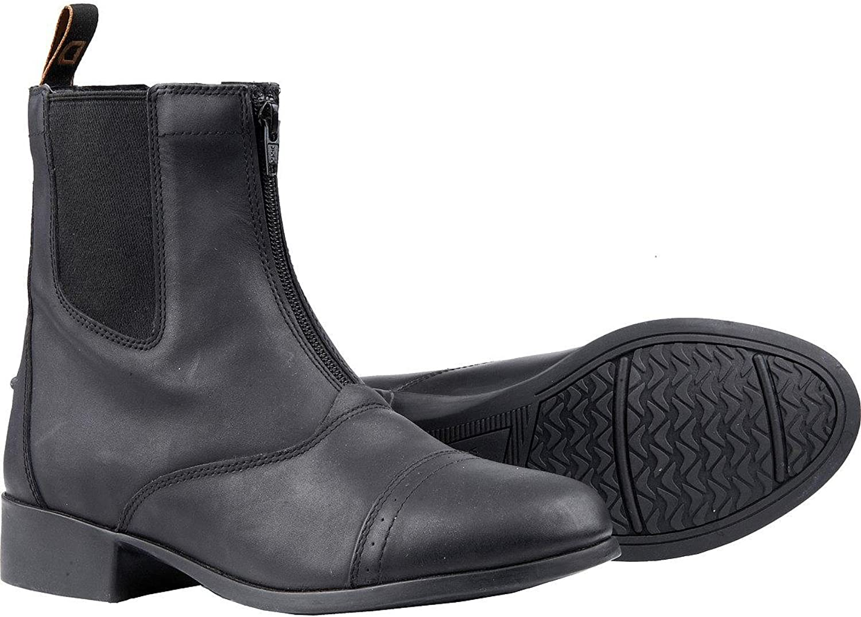 Dublin Kids Elevation Zip Paddock Boots