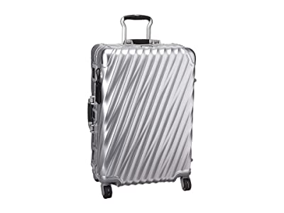 Tumi 19 Degree Aluminum Short Trip Packing Case (Silver) Luggage