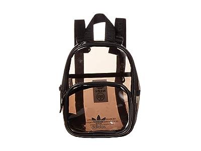 adidas Originals Originals Mini Tinted Backpack (Carbon Grey/Black) Backpack Bags