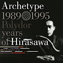 Archetype | 1989-1995 Polydor years of Hirasawa