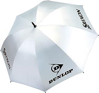DUNLOP(ダンロップ) 傘 日傘 UVカット加工 晴雨兼用 パラソル シルバー 75cm 849 TAC-808シルバー(849)