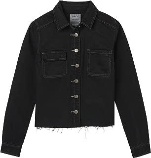 RVCA Women's Daze Denim Workwear Shirt