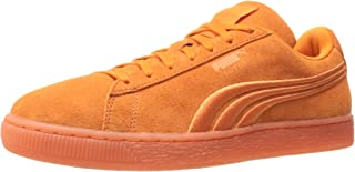PUMA Women's Suede Classic Badge Iced Fashion Sneaker