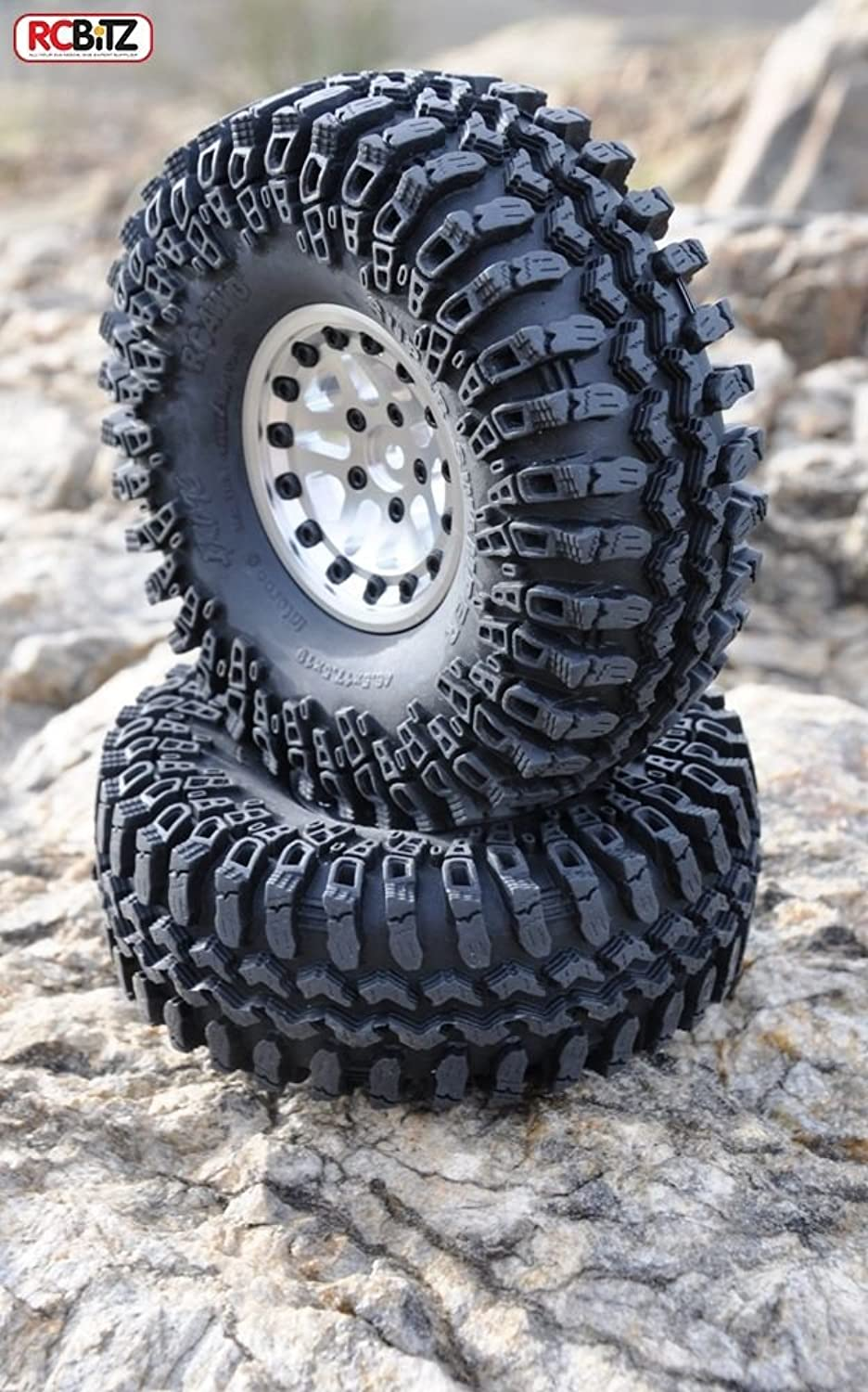 RC4WD Z-T0054 Interco IROK 1.9 Scale Tire by RC4WD B004UJF0G6 Produktqualität  | Charmantes Design