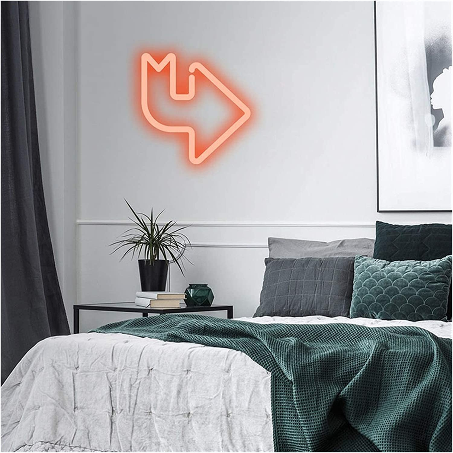 Custom Neon Signs 12V Personalized Max 64% OFF Light Sign Hangings Bombing free shipping Wall