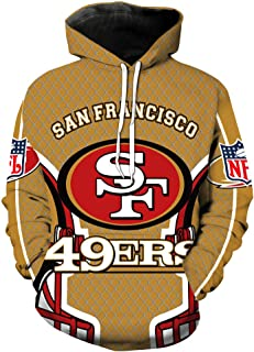 best service 65bfe b6391 Amazon.com: 3XL - NFL / Sweatshirts & Hoodies / Clothing ...