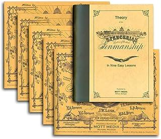 Spencerian Penmanship (Theory Book plus five copybooks)