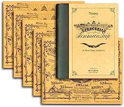 Download Spencerian Penmanship (Theory Book plus five copybooks) PDF