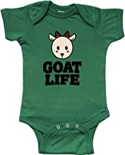 inktastic Goat Life Infant Creeper